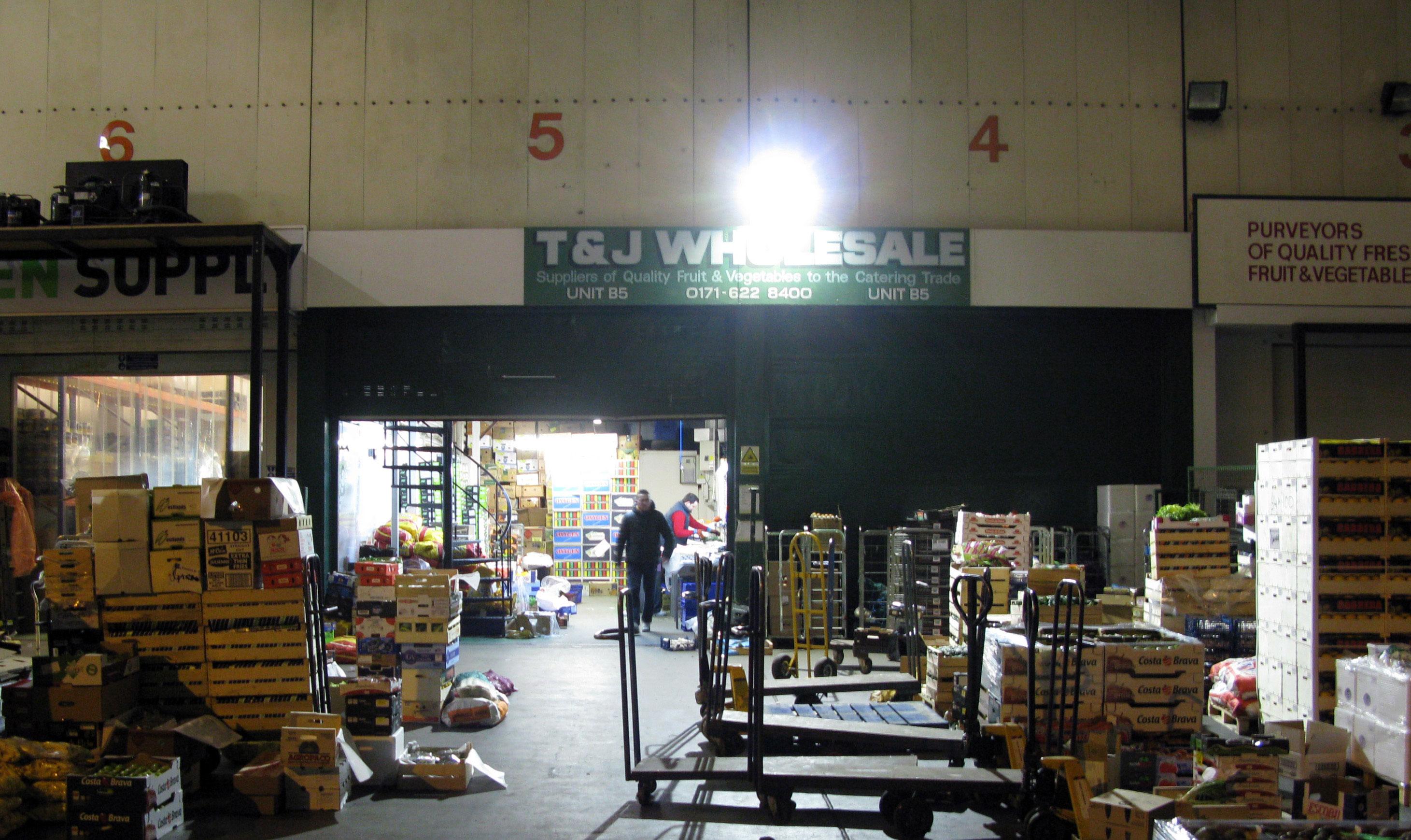 London Wholesale Markets